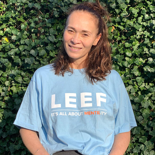 Shop nu: LEEF shirts
